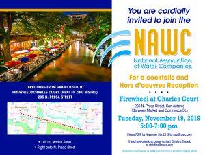 NAWC Reception November 19