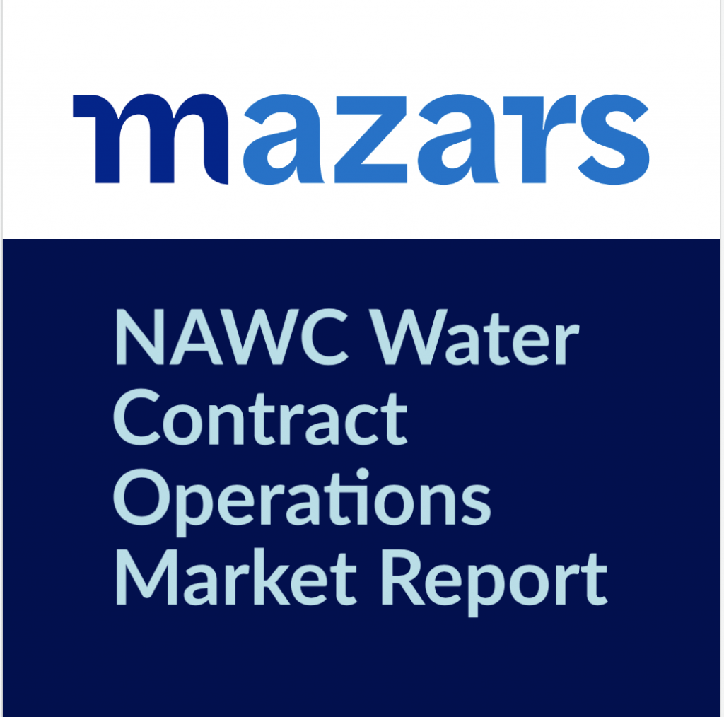 NAWC Water Contract Operations Market Report