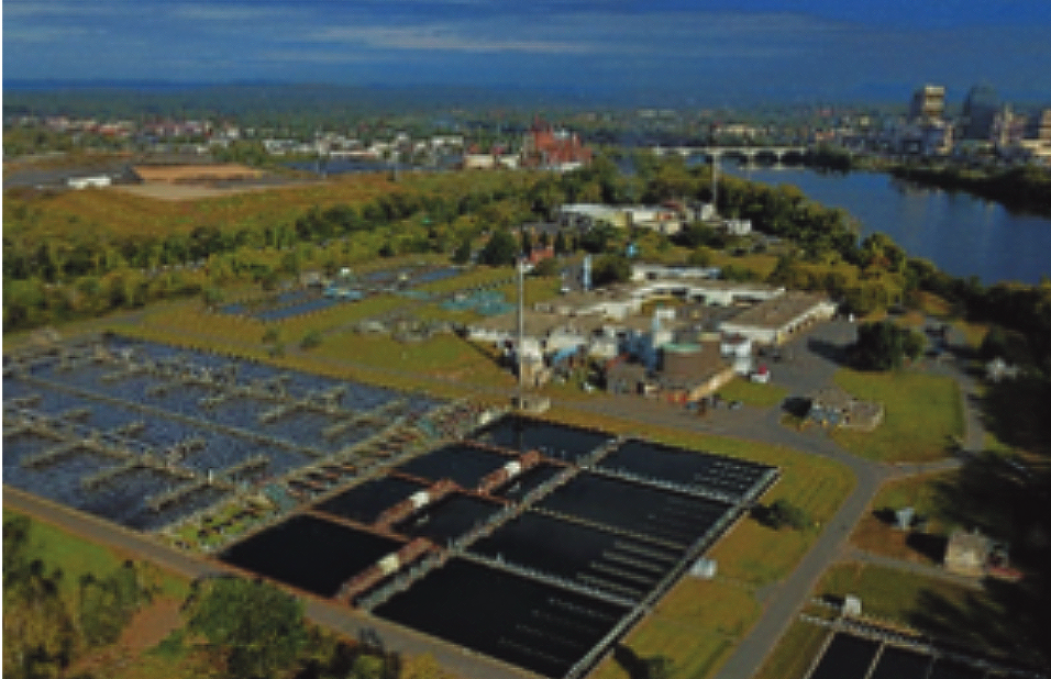 Suez Contract Operations Wastewater Treatment
