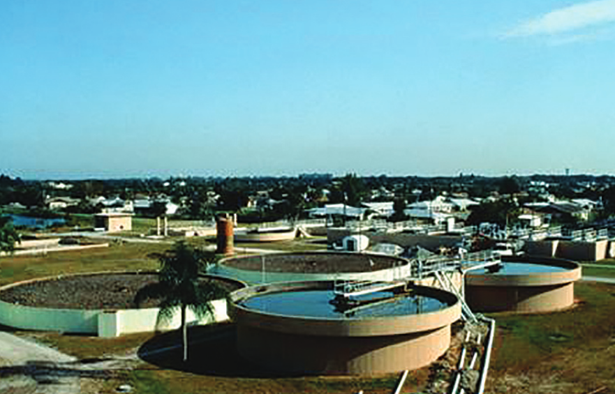 Veolia Waste Water Treatment Plan Contract Operations